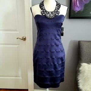 NWT Laundry by Shelli Segal Cocktail Dress